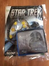 Eaglemoss STAR TREK SHIPS * ORION SCOUT SHIP ISSUE 96 * Brand New With Magazine
