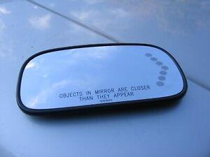 2003-2005 Cadillac DEVILLE Passenger Side RH Mirror GLASS w/SIGNAL 03 04 05 OEM