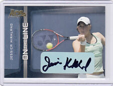 "2007 Ace Authentic On The Line Jessica Kirkland ""American Beauty"" Autograph Auto"