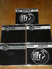 lot 5 CD maxi FFRR FULL FREQUENCY dj duke LOUCHIE LOU michie one EAST SIDE BEAT