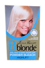 Jerome Russell B-Blonde High Lift Powder Bleach Sachets Light to Dark Brown Hair