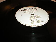 "Underdog & John Acquaviva presents Groove Machine 12"" VINYL Get Up C'mon People"