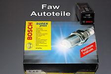 6 x Bosch  Zündkerze FGR7DQP (+48)  Super Plus BMW  3 er E46 318i  320i  323i