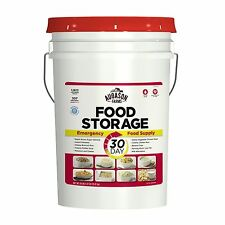 NEW Augason Farms 30 Day Food Storage Emergency Pail Outdoor Camping Survival