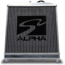 Skunk2 Alpha Series Half Radiator for Honda 92-00 Civic 349-05-2000