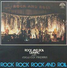 Olympic - Rock And Roll Live (Vinyl-LP Schallplatte Czech Supraphon 1982)