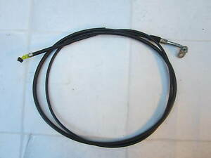 PEUGEOT VIVACITY 3 50cc SEAT RELEASE CABLE seat LOCK cable 2008 - 2013