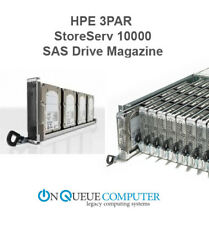C8R67A HP 3PAR 10000 4X400GB SAS 10000RPM DRIVES MAGAZINES