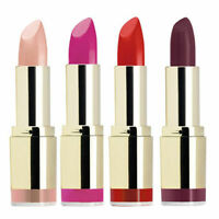 MILANI COLOR STATEMENT BUY 4 GET 1 FREE CHOOSE COLOUR PINK RED NUDE LIPSTICK