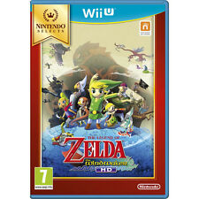 Nintendo - Wii U The Legend of Zelda Wind Waker HD Select
