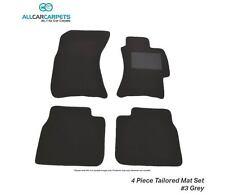 NEW CUSTOM CAR FLOOR MATS - 4 Piece Set - For BMW 3 Series E90 2006-2012