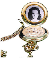 Music Pocket Watch Replica FOR A FEW DOLLARS MORE Clint Eastwood Lee Van Cleef