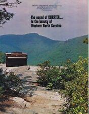 ORIGINAL Vintage 1972 Currier Piano Company Catalog
