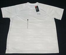Under Armour Mens Heat Gear Athletic Workout Shirt size Xxlarge 1293937-101