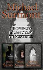 Historias Irlandesas de Misterio by Michael Surmont (2012, Paperback)