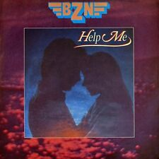 """7"""" BZN Help Me / Goodbye BAND ZONDER NAAM POLYDOR 45rpm orig. D 1990 like NEW!"""