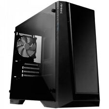 Antec P6 Micro-ATX Case - Black Window