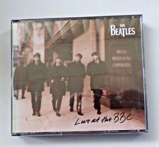 The Beatles – Live At The BBC [2CD] Japanese CD 2001 No OBI