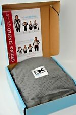 Baby K'tan Breeze Baby Carrier Breathable Cotton Mesh Sling Wrap Gray XX-Small