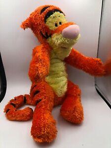 Fisher Price Mattel 2002 Winnie The Pooh Tigger Tiger Plush Stuffed Toy Animal