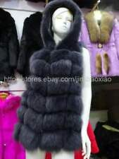 Unbranded Cape Coats, Jackets & Waistcoats Fur Outer Shell for Women