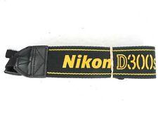 Nikon D300s Genuine DSLR Camera Neck Strap / AN-DC4