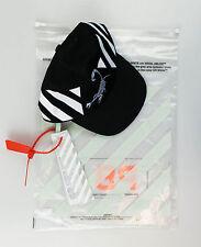 NWT OFF-WHITE c/o VIRGIL ABLOH Diagonal Othelo Scorpion Cap Hat $148