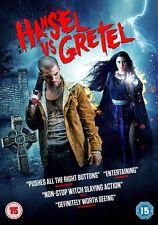 Hansel Vs Gretel (DVD) (NEW AND SEALED) (REGION 2) (FREE POST)
