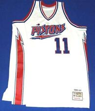 Mitchell & Ness M&N Detroit Pistons Bob McAdoo jersey Size 52 (2XL) Made in USA