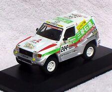 Mitsubishi Pajero Dakar #204 1:43 Del Prado Modellauto / Die-cast