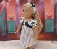 """American Girl *SILVER SNEAKERS* Fit 18/"""" Dolls~Easy on//off Hook /& Loop~NEW"""