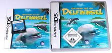 Juego: aventura en el delfininsel para el Nintendo DS Lite + + DSi + xl + 3ds