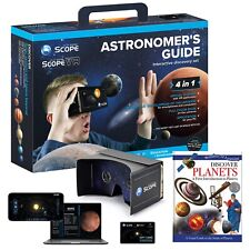Astronomy Educational Interactive VR Glasses Gift set with App codes & Book