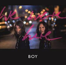 BOY - We Were Here [CD]
