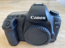 Canon EOS 5D Mark II (body only) full frame DSLR. Excellent condition.