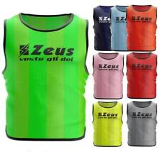 conf 10pz casacche promo zeus calcio basket volley casacca traforata