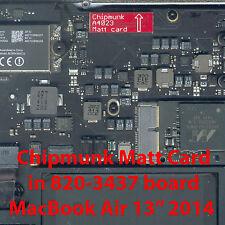 """Matt card: Apple EFI Firmware Unlock MacBook Air 13"""" 2013/2014  (unlocks 1 Mac)"""