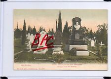 CEMETARY,BURIAL PLACES OF LATE PRESIDENT KRUGER & FAMILY~PRETORIA,SOUTH AFRICA