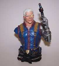 Marvel Universe Cable Mini Bust Diamond Select #102/3000 NIB 2004
