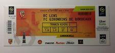 Ticket RC Lens-FC Girondins de Bordeaux / Saison 2020-21