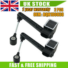 Pair For Range Rover L322 Rear Air Suspension Ride Height Sensor RQH100030 ^