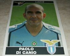 FIGURINA CALCIATORI PANINI 2004/05 LAZIO DI CANIO n°211 ALBUM 2005