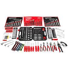 Powerbuilt 214 Pc Starter Mechanic Technician Tool Set Vo Tech Student - 642538