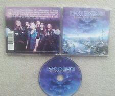 IRON MAIDEN BRAVE NEW WORLD EUROPEAN COLLECTORS EDITION CD 2000 FIRST PRESS !