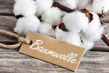 Baumwolle ist eine Augenweide im Blumengesteck. Exotische Zierpflanze.