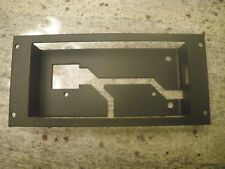 Troy Fp Platinum 4 Faceplate For Federal Signal Platinum Siren Controller