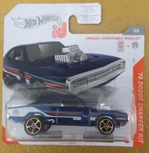Hot Wheels ID - '70 Dodge Charger R/T - neu ovp wie Super Treasure Hunt STH
