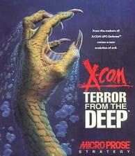 X-Com-Terror From The Deep PC CD-ROM ✰✰✰New & Sealed✰✰✰