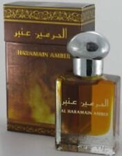 Haramain AMBRA 15ml da al Haramain famoso prrfume Olio di nuovo in magazzino