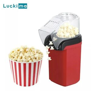 Luckima New Home Hot Air Popcorn Maker Microwave Machine Instant Free Shipping